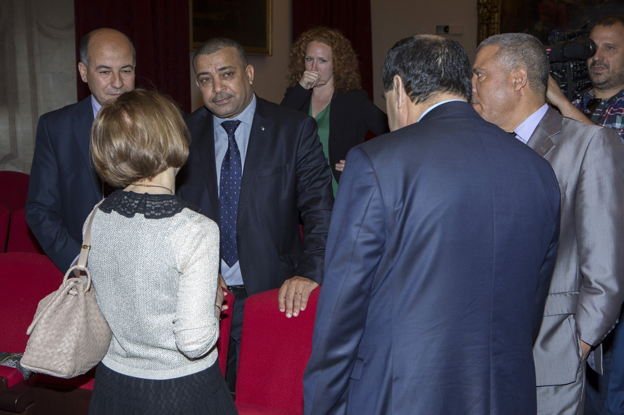 Algerian Delegation at HISARA 2016 Award Ceremony